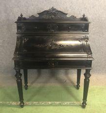 Bureau secrétaire Napoléon III de la fin du XIXème
