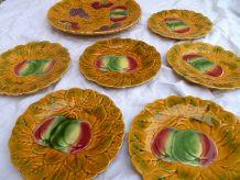 service en ceramique , vintage