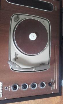 Tourne disque Elac Miraphon120C 1959