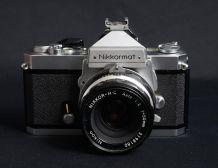 Nikon Nikkormat FT(boitier nu)