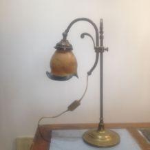 petite lampe à poser ancienne