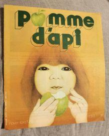 Pomme d'api n°153 Novembre 1978