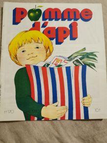 Pomme d'api n°170  Avril 1980