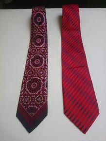 Cravate homme  Lancetti et Club