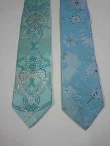 Cravate homme Pocoraban et Elle