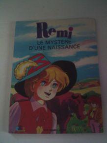 Livre Rémi le Mystère d'une naissance vintage