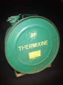 Ancien bidon thermixine BP