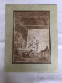 Reproduction Fragonard