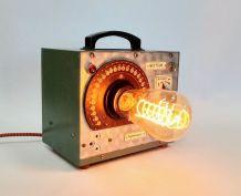 "Lampe industrielle, lampe vintage - ""Strange"""