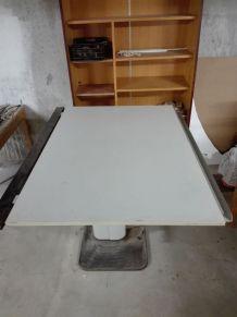 Table d'architecte / table à dessin