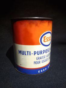 Ancien pot à graisse Esso