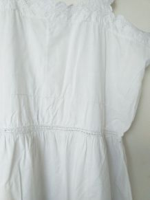 Ancienne chemise femme