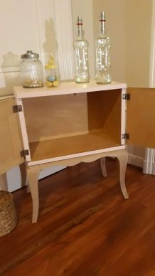 Table de chevet ou meuble dappoint