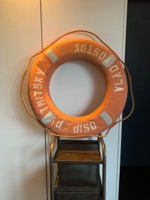 Bouée de bateau vintage