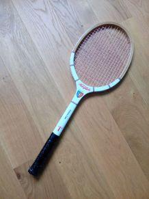 Raquette de tennis Taisports en bois