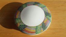 Bonbonnière en porcelaine de Limoges