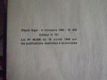 Astérix le gaulois .le tour de gaule d'Asterix 1963