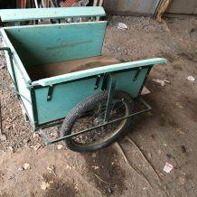 remorque vélo mobylette