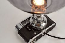 Lampe vintage Annie Voitglander - Atelier Monsieur Lumière