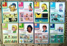 "Lot de 20 magazines de BD ""Junior"" 1974"