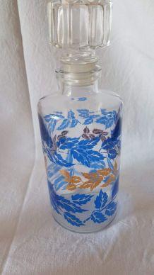 Carafe et verres vintage, années 60