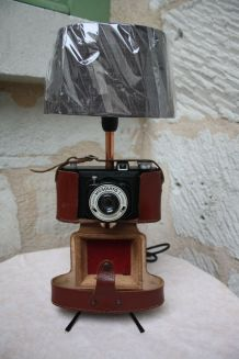 """LAMPE A POSER RECUP' """"PHOTO 2"""""""
