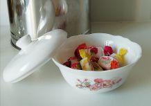 Sucrier Arcopal Fleurs de pommier