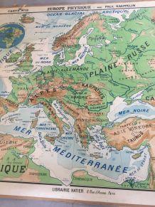 Carte scolaire Paul Kaeppelin