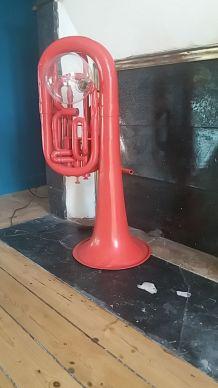 Lampe Tuba vintage
