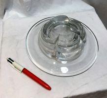 Coupe vide poche en cristal de Saint Louis