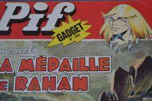 PIF Gadget N°380 Le Monde de  Rahan