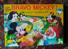 "Jeu ""Bravo Mickey ! La course enchantée"" - vintage"