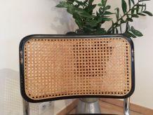 Lot de 4 chaises CESCA par Marcel Breuer