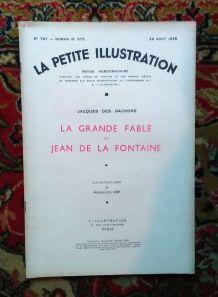 La petite illustration - 1936