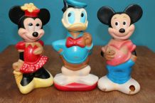 ANCIENNE BOUTEILLE DE SHAMPOING DISNEY MICKEY
