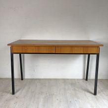 Bureau moderniste vintage 60's