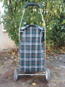 chariot de course Caddie