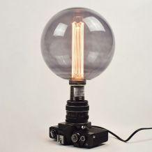Lampe vintage Frida Praktica - Atelier Monsieur Lumière