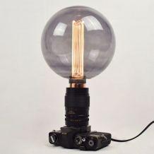 Lampe vintage Georgette Ibaflex - Atelier Monsieur Lumière