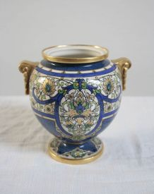 pot porcelaine Royal Worcester