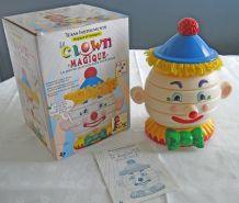 Jouet vintage : le clown magique, Texas Instruments