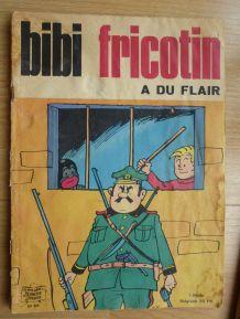 BIBI FRICOTIN A DU FLAIR (numéro 66)