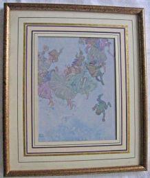 Illustration de conte de fées, W. HEATH ROBINSON