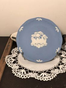 Assiette Wedgwood Christmas 1995