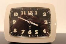 Réveil mécanique JAZ vintage années 70