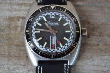 Montre rare Lucerne de plongée vintage 1970