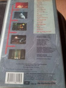 VHS Pink Floyd Delicate sound of Thunder