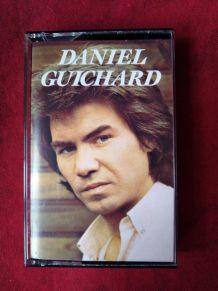 Cassette audio Daniel Guichard