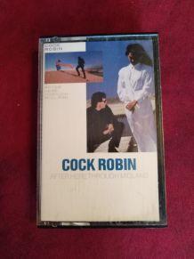 Cassette audio cock robin