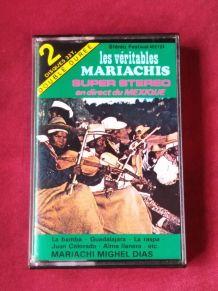 Cassette audio les véritables mariachis